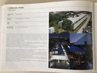 イタリアの国際建築賞『Dedalo Minosse International Prize』に入選しました