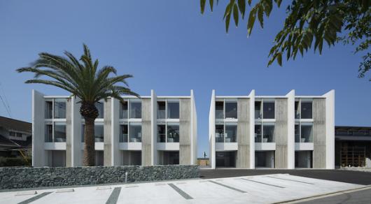 海辺のリゾート型賃貸マンション『FACE7』
